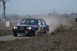 TAC Rally: De shakedown in beeld gebracht