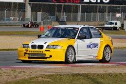 Christophe Pampel/Maxim Pampel - BMW WTCC M3