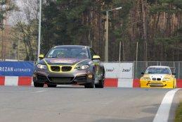 Bert Redant/Pieter Vanneste - BMW M235i Cup