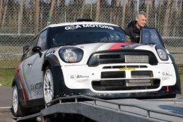 Guino Kenis - Mini WRC
