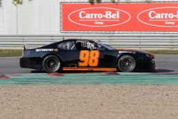 Eric De Doncker - Ford Mustang Nascar Euro Series