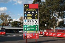 Sfeerbeeld Albert Park Melbourne