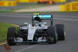 Nico Rosberg Mercedes AMG Petronas F1 Team