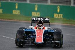 Pascal Wehrlein - Manor Racing