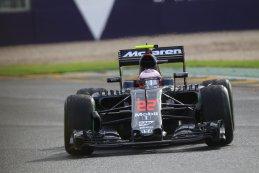 Jenson Button Mclaren Honda
