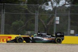 Nico Hulkenberg Sahara Force India F1 Team