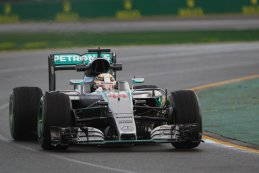 Lewis Hamilton Mercedes AMG Petronas F1 Team