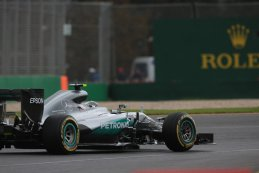 Lewis Hamilton - Mercedes AMG Petronas F1 Team