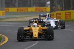 Kevin Magnussen Renault Sport F1 Team