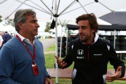 Carlos Sainz Sr. - Fernando Alonso
