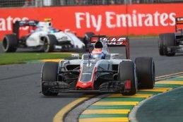 Romain Grosjean - HAAS F1