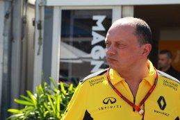 Fred Vasseur Renault F1 Team