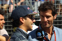 Riciardo & Webber