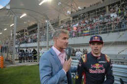 David Coulthard Max Verstappen