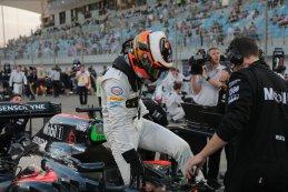Stoffel Vandoorne stapt in voor zijn eerste GP