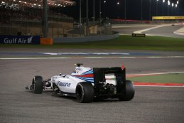 Valtteri Bottas Williams Martini Racing