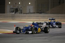 Felipe Nasr Sauber F1 Racing