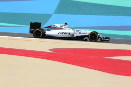 Felipe Massa Williams Martini Racing
