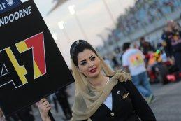 Sfeerbeeld GP Bahrein 2016