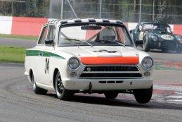 Oliver Hart/Hans Hugenholtz - Ford Cortina Lotus