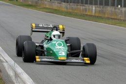 Ian Simmonds - Tyrrell 012