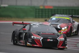 Belgian Audi Club Team WRT Audi R8 LMS Dries Vanthoor