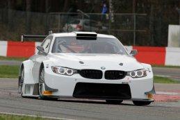 Chris Mattheus/Ward Sluys - BMW M4 silhouette