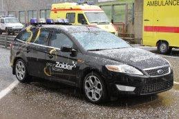 Circuit Zolder Security Car