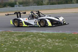 Bas Koeten Racing - Wolf GB08