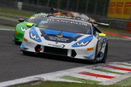 Lamborghini Blancpain Super Trofeo G Van der Horst