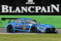 Black Falcon Mercedes AMG GT3