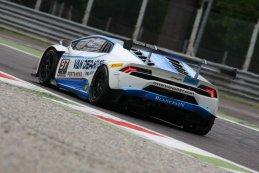 Lamborghini Blancpain Super Trofeo W Van Deyzen