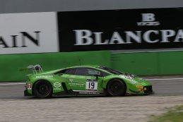 Blancpain Race Monza 2016 Grasser Racing Team Lamborghini Huracan GT3