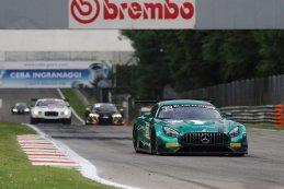 Black Falcon Mercedes AMG GT3