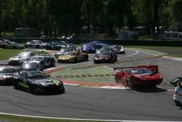 Start Race Blancpain Monza 2016