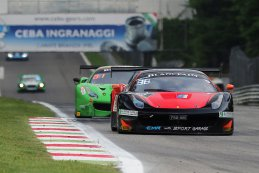 CMR with Sport Garage Ferrari 458 GT3