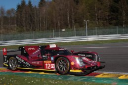 WEC Race Francorchamps 2016 Rebellion Racing