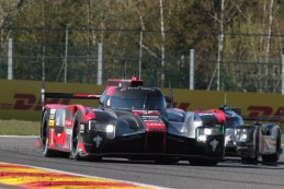WEC Race Francorchamps 2016 Audi Sport Team Joest Porsche