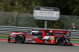 WEC Race Francorchamps 2016 Audi Sport Team Joest