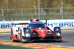 WEC Race Francorchamps Toyota Gazoo Racing