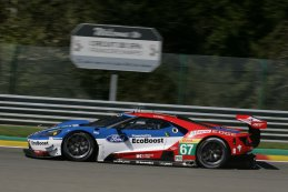 WEC Race Francorchamps 2016 G Ford Chip Ganassi Team  UK