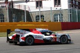 WEC Race Francorchamps 2016 Toyota Gazoo Racing