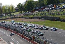 Start Race Blancpain Brands Hatch 2016