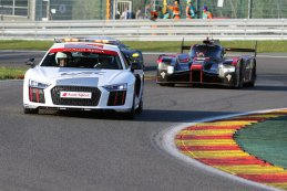 Safety car tijdens de WEC 6 Hours of Spa
