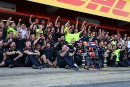 Max Verstappen GP Spanje 2016