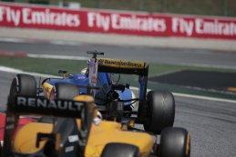 Sauber Team GP Spanje 2016