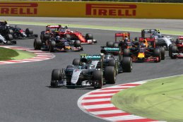 Nico Rosberg - Mercedes AMG (GP Spanje 2016)