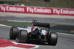 Team Haas GP Spanje 2016