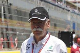 Dieter Zetsche Baas Mercedes