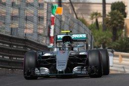 Nico Rosberg - Mercedes F1 Team